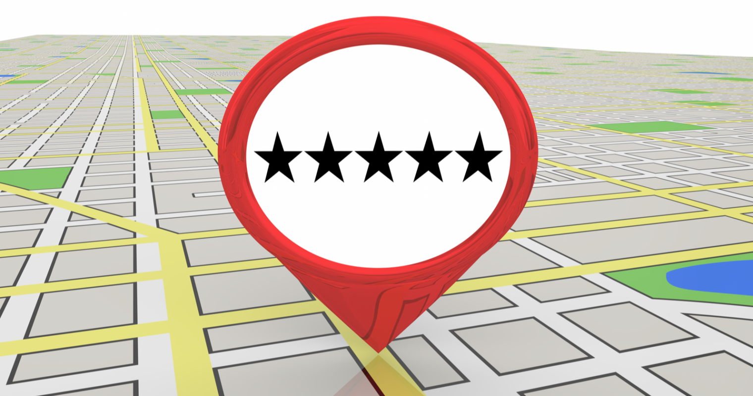 Google Local Search Study: Businesses on First Page Have an Avg. 4.4 Star Rating