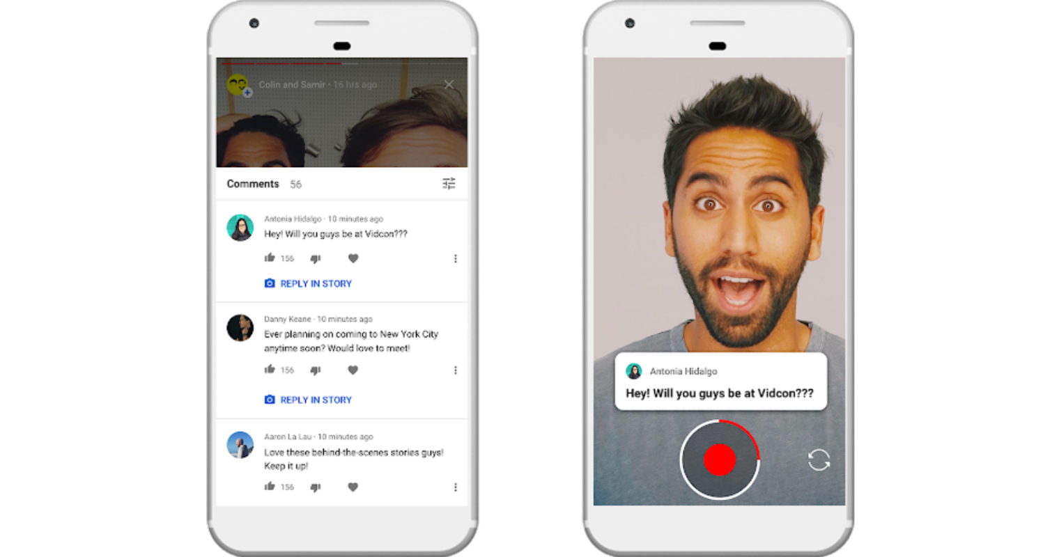 YouTube Stories Are Now Available to More Users