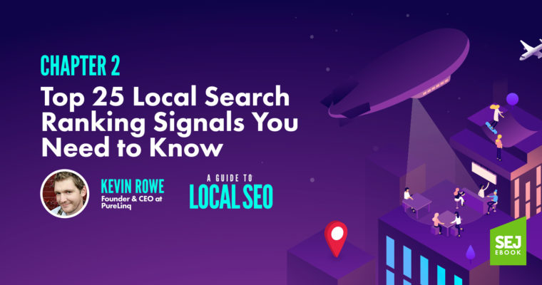 Top 25 Local Search Ranking Signals You Need to Know