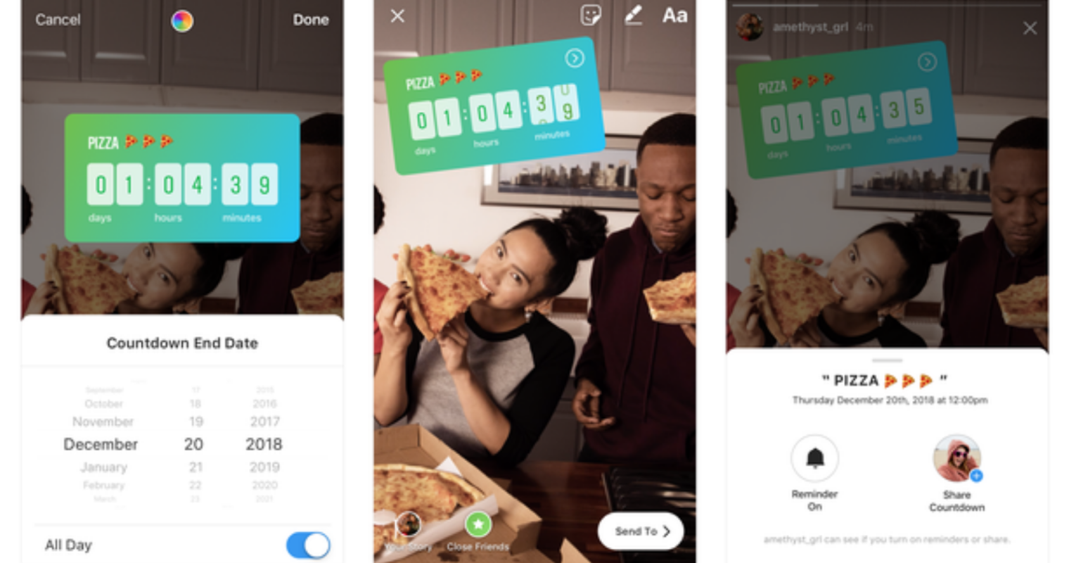 Instagram Adds New Ways to Engage With Followers