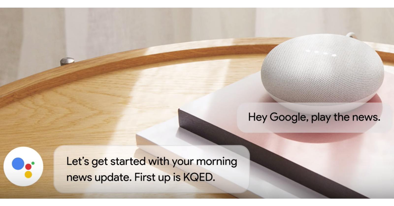 Google is Adding Personalized Audio News Feeds to Assistant