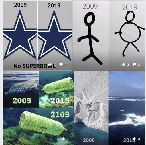 Yes, Facebook's '10 Year Challenge' WAS Just a Harmless Meme
