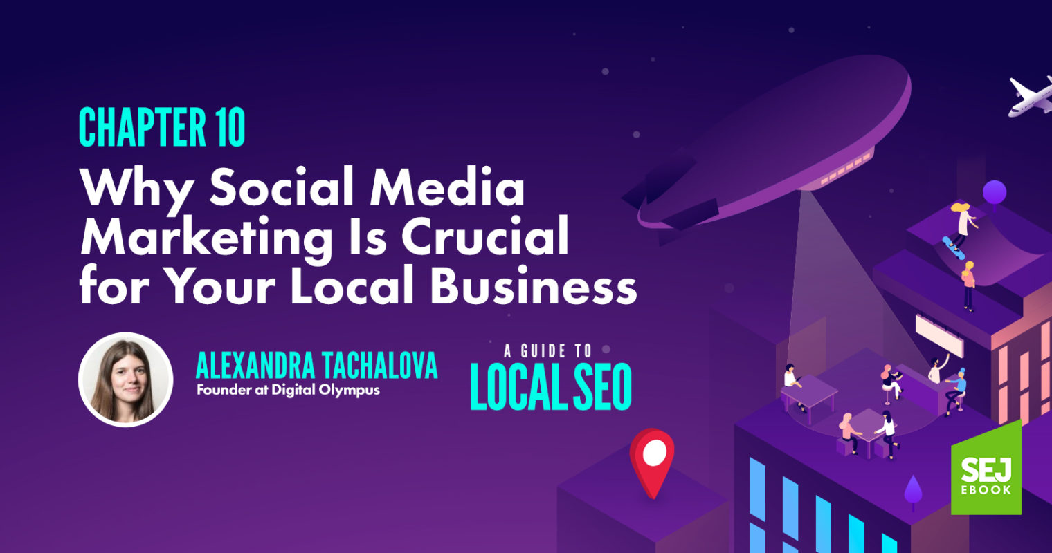 Why Social Media Marketing Is Crucial for Your Local Business