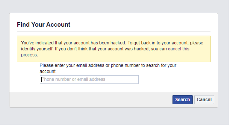 7 Urgent Steps to Take When Your Facebook Account Gets Hacked