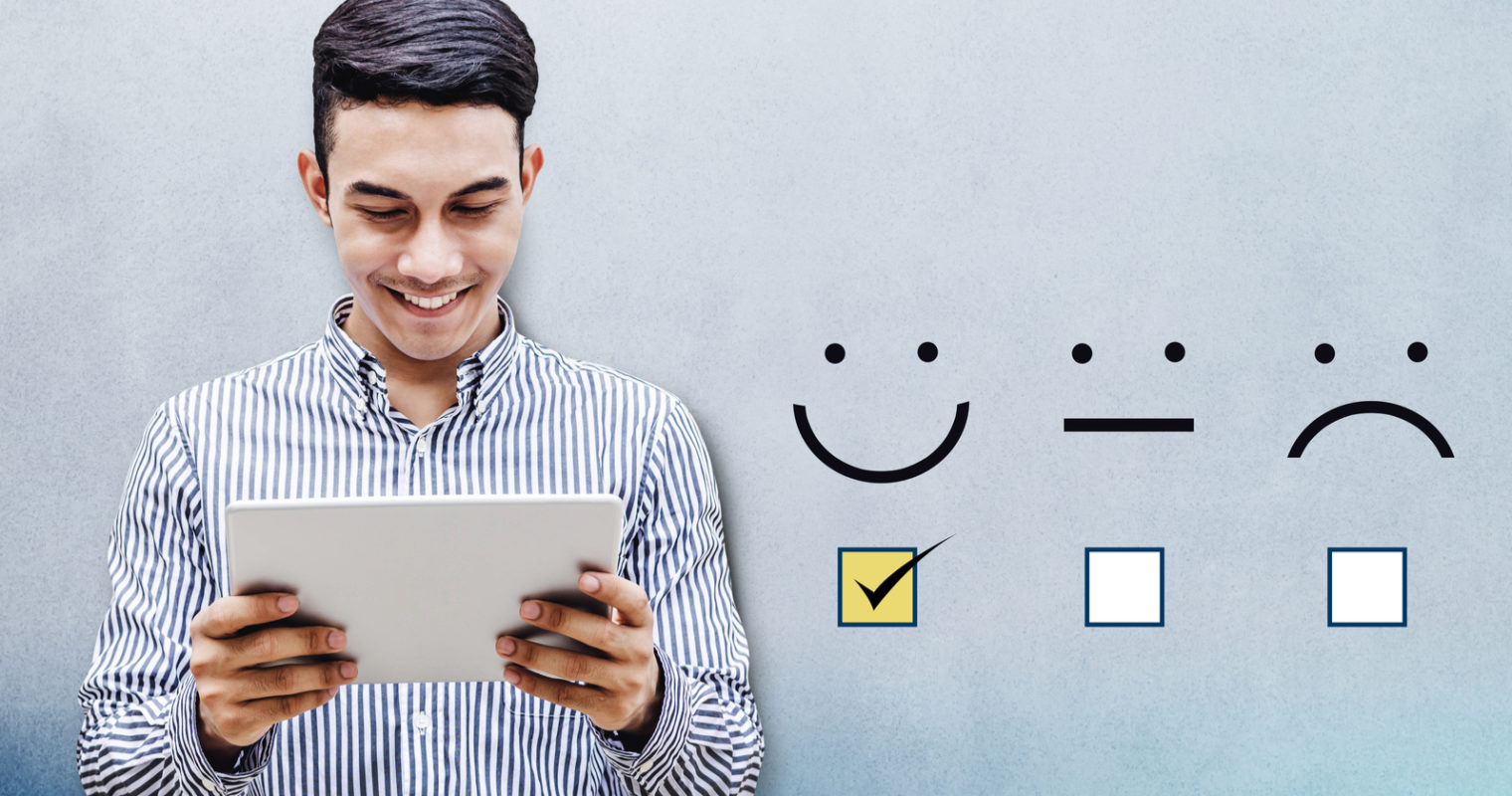 Less Than 1% of Customers Leave Feedback for Businesses
