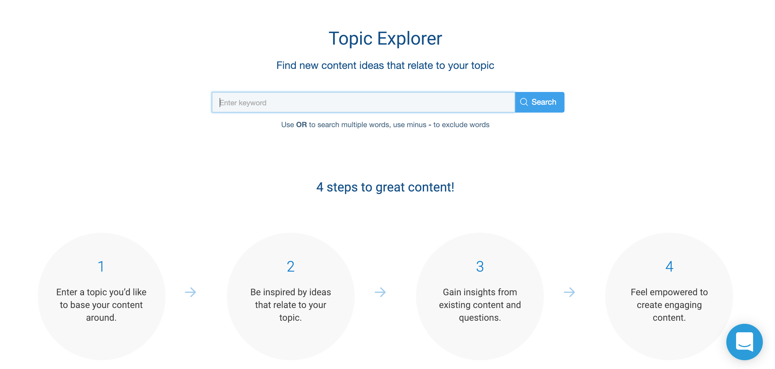Topic Explorer