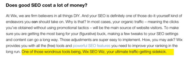 Wix 'SEO Wiz' Stars in Big Super Bowl Ad, Fumbles with SEO Community