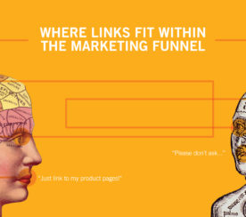 Where Links Fit Within the Marketing Funnel