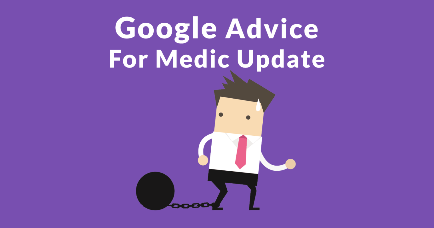 Googler on How to Recover from Medic Update