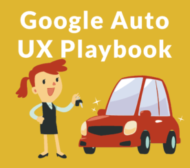 New Google UX Playbook Leaked – Autos