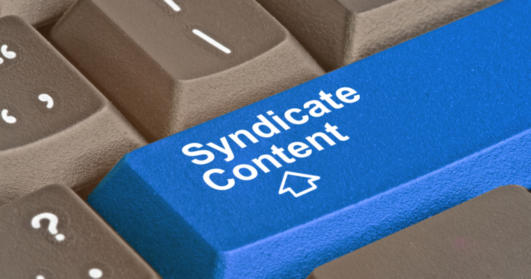 Image result: Syndicate Content: Step 5 of the Think Expand Content Marketing Services