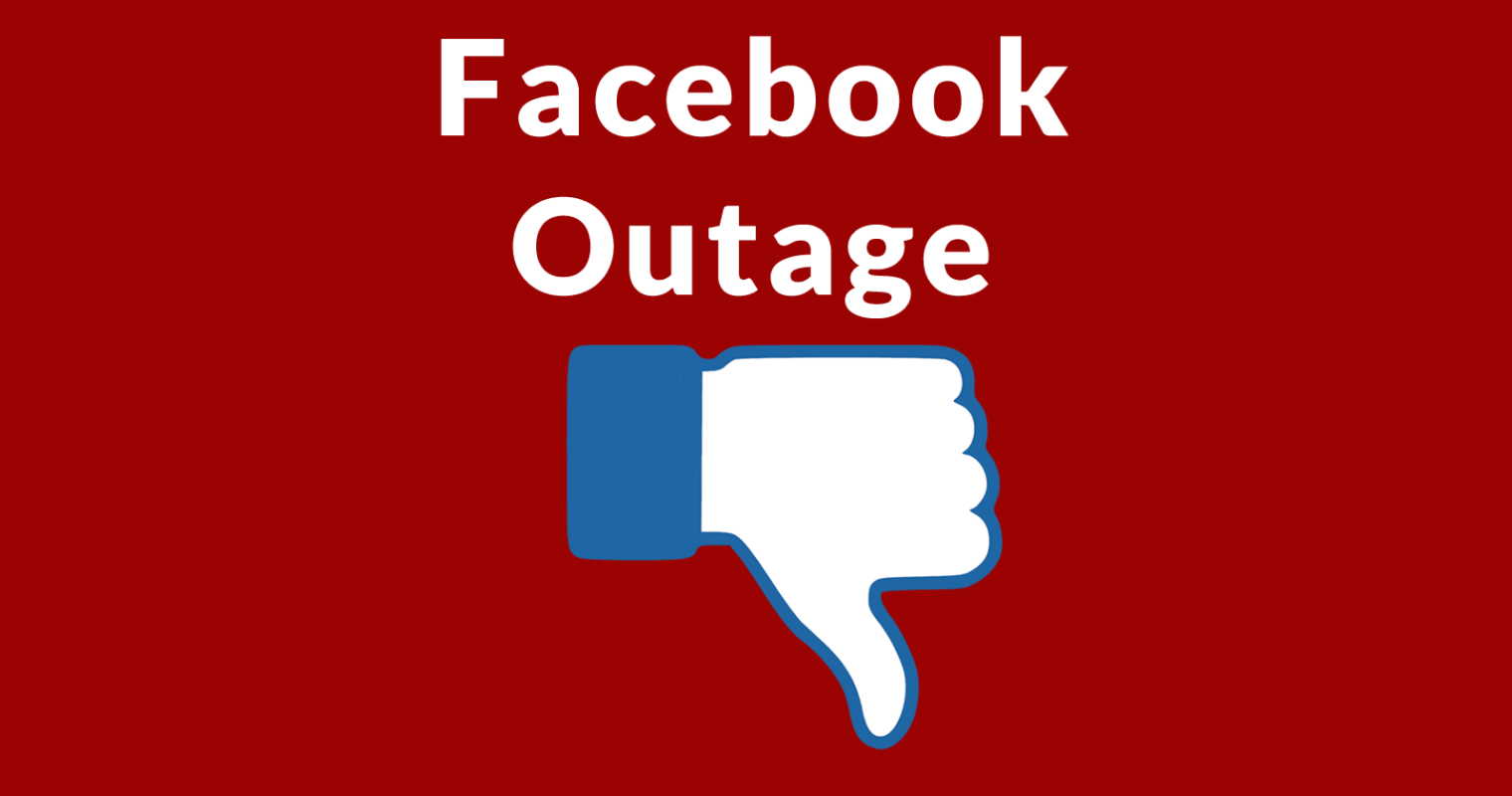 Massive Facebook Outage
