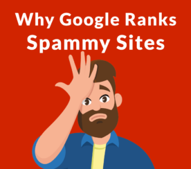 John Mueller on Why Google Ranks Sites with Spammy Links