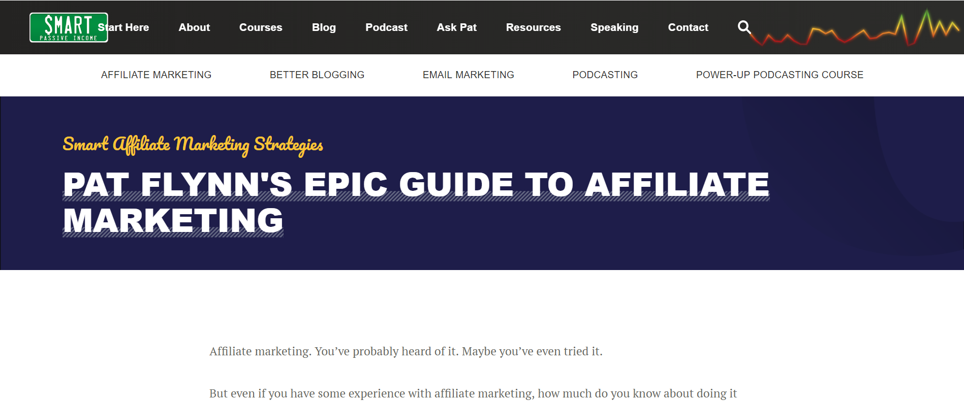 11 Amazing Affiliate Marketing Blogs
