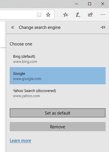 How to Change Your Default Search Engine in Chrome, Edge, Firefox & Safari