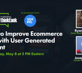 How to Improve Ecommerce SEO with User Generated Content [Webinar]