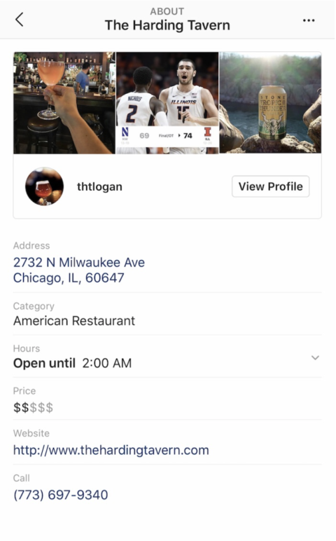 How to Prepare for the Boom of Instagram Local Business Profile Pages