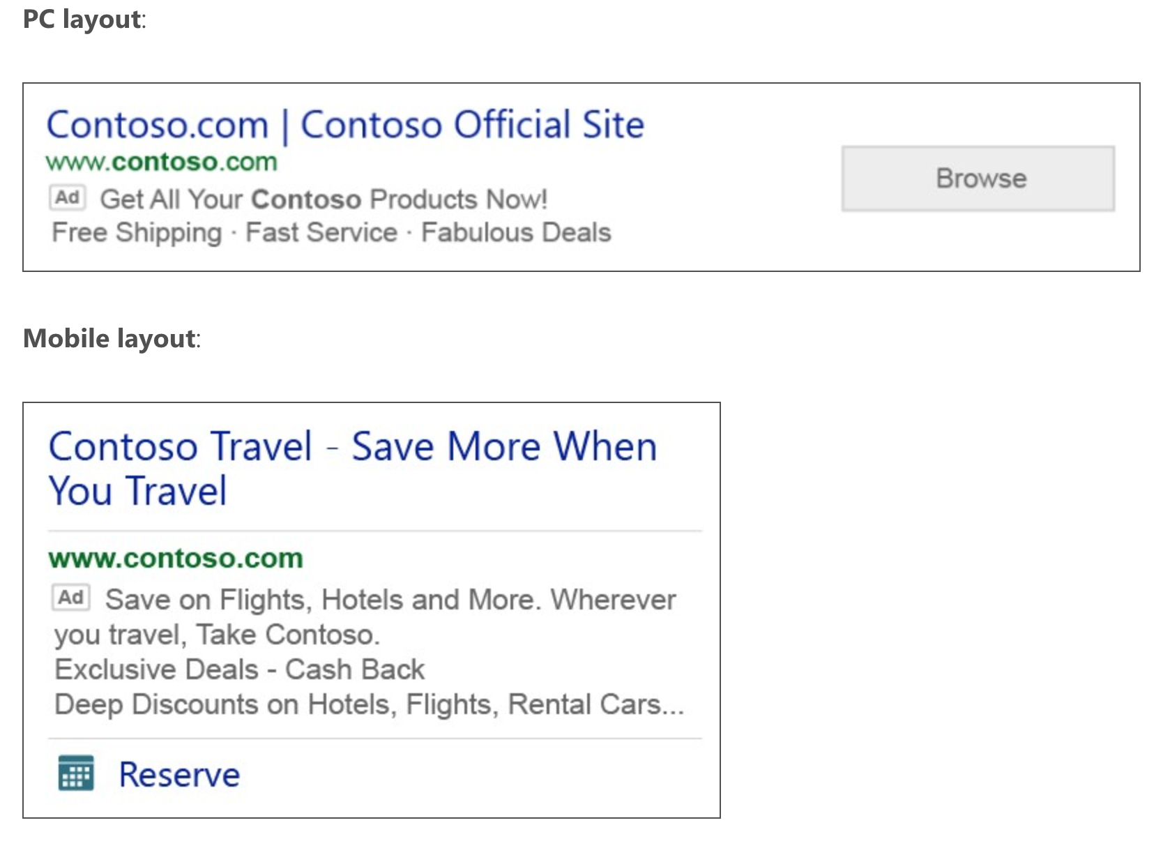 Bing Makes Text Ads More Actionable With New Extension