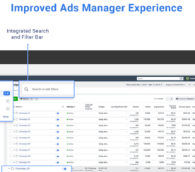Facebook is Improving Ads Manager and Business Manager