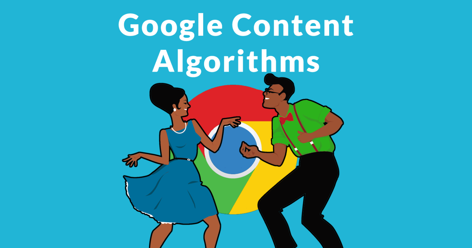 Google Content Algorithms and Ranking Effects