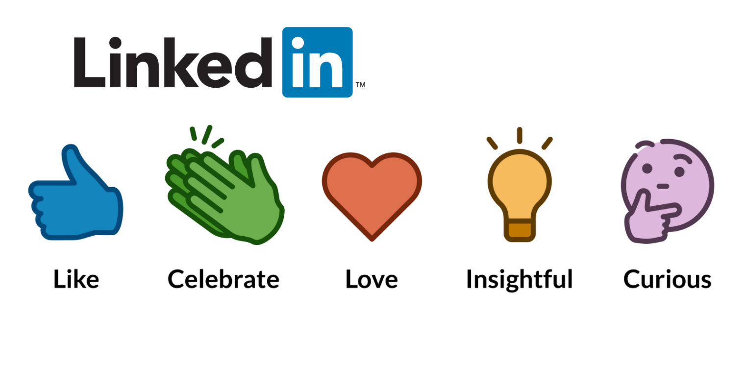 LinkedIn Aims to Boost Engagement With a Range of Reactions to Posts