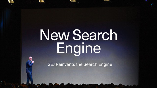 Loren Baker Introduces SEJ Search Engine