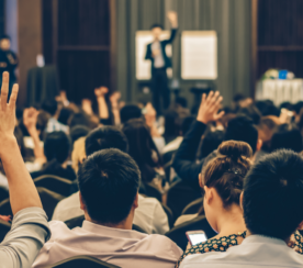How to Network at a Search Conference: Top Secrets from the Pros