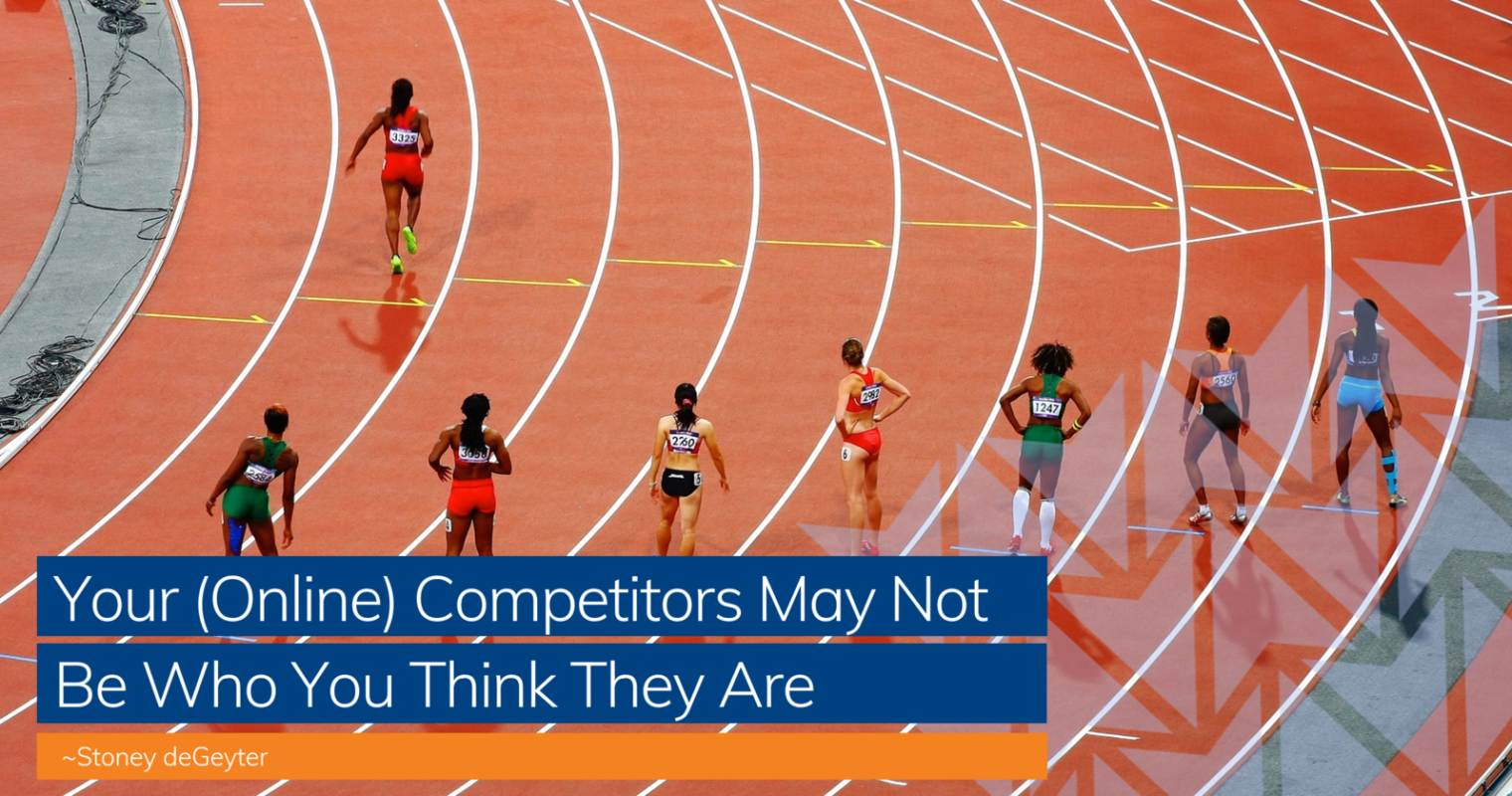 Your (Online) Competitors May Not Be Who You Think They Are