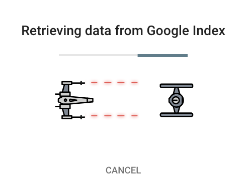 Google Celebrates Star Wars Easter Eggs with Search Console