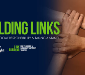 Take a Stand: Building Links Through Social Responsibility