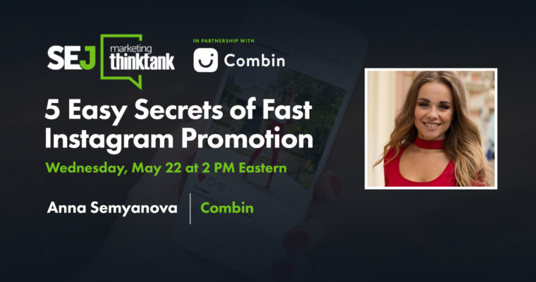 5 Tips to Skyrocket Your Instagram Marketing This Year [Webinar]