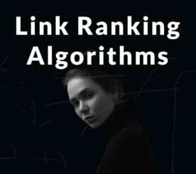 The Forgotten History of Link Ranking Algorithms