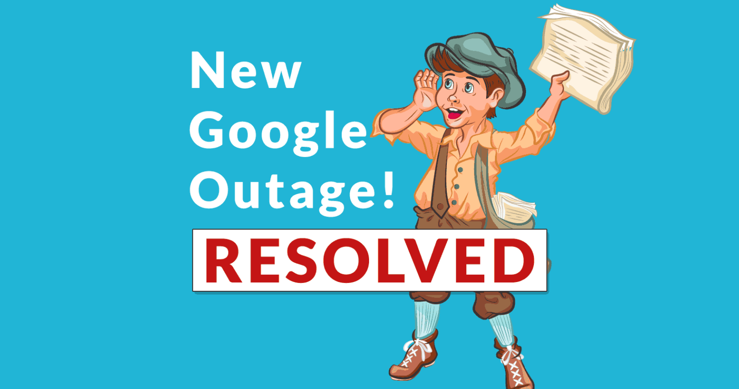Google Indexing Issue May 23 – 26, 2019 – RESOLVED