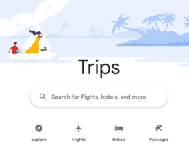 Google Trips Could Disrupt Travel Business