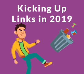 What is the State of Links and Ranking in 2019?
