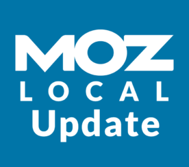 Major Update to Moz Local in June 2019