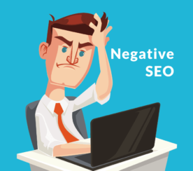 Negative SEO and Lost Rankings? Read This