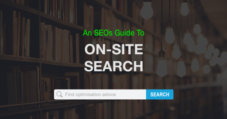 On-Site Search & SEO: Everything You Need to Know
