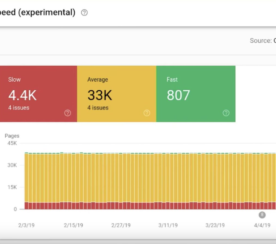 Google Shows Off the New Speed Report Coming to Search Console