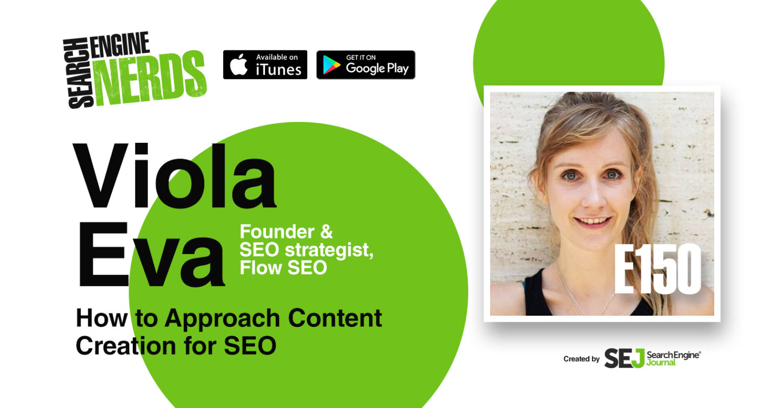 How to Approach Content Creation for SEO [PODCAST]
