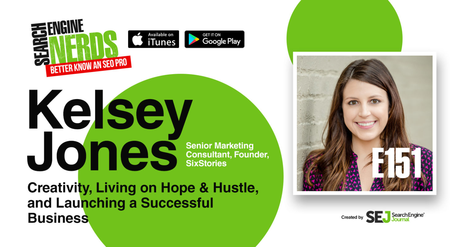 Kelsey Jones on Creativity, Living on Hope & Hustle, and Launching a Successful Business [PODCAST]
