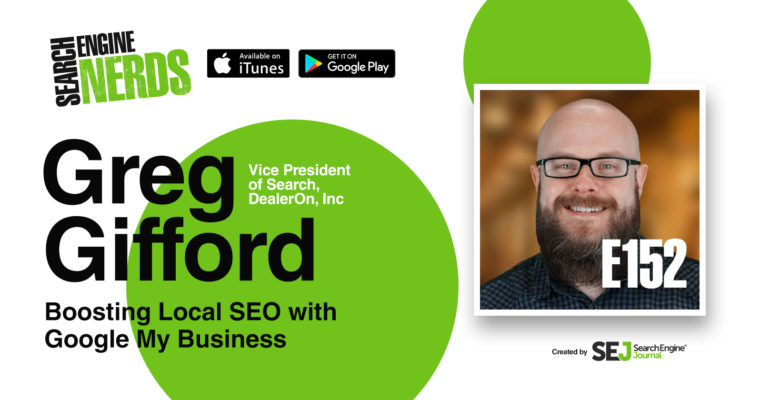 Boosting Local SEO with Google My Business [PODCAST]
