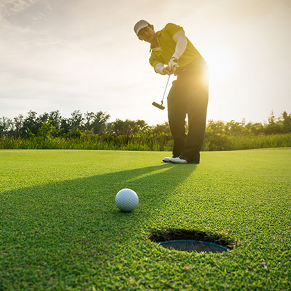 SEO is like golf