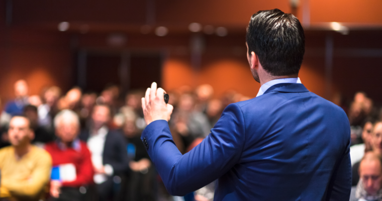 The Perfect Pitch: How Speakers Are Selected