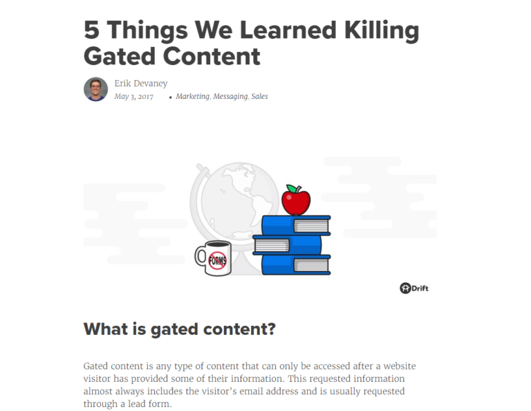 Why Keyword-Driven Content Won't Rank Your Startup (& What to Write