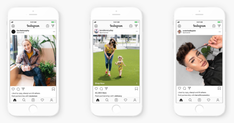 Instagram Lets Advertisers Boost Organic Posts as Feed Ads