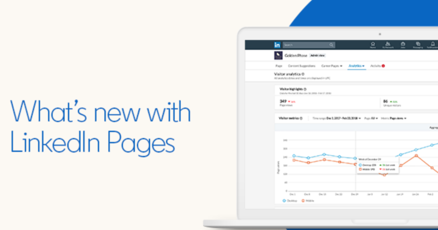LinkedIn Introduces a New Way for Pages to Generate Leads