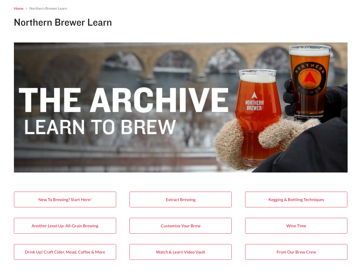archive northern brewer