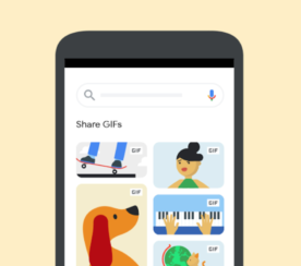 Google Adds Shareable GIFs to Image Search Results