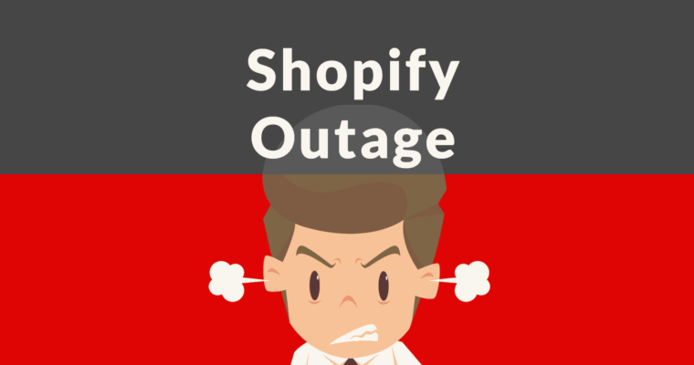 Shopify Outage Sunday June 2, 2019